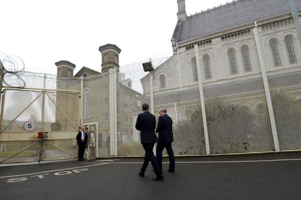 Leaving Prison