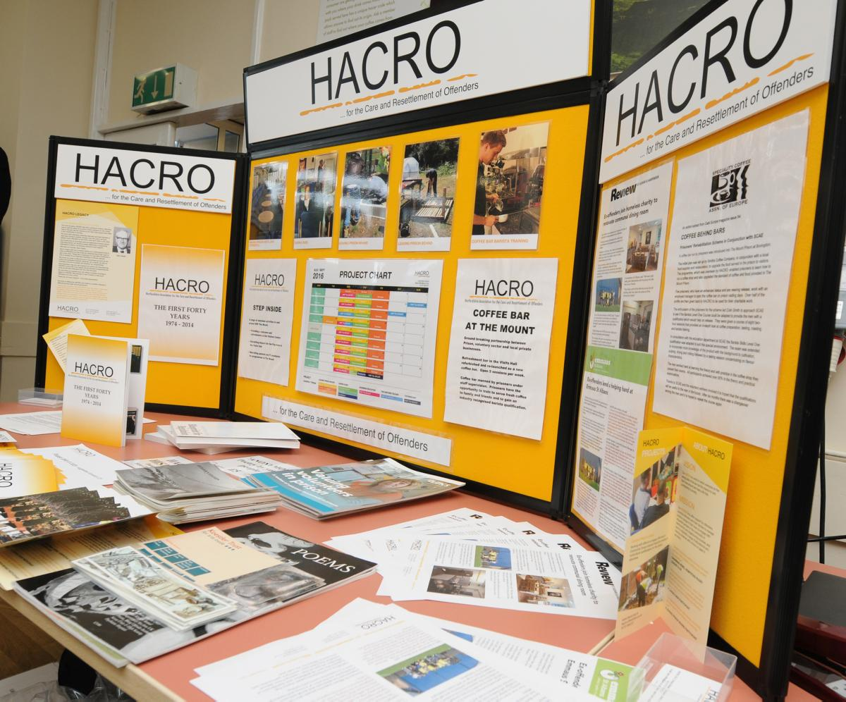 HACRO AGM & Conference. Welwyn HQ 21/9/2016