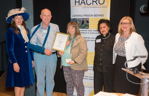 Exceptional couple HACRO Achievement Awards