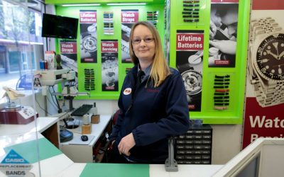 Timpson's give ex-offenders a second chance