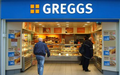 Employers who hire ex-offenders: Greggs